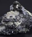 Galena, Sphalerite, Pyrite, Calcite, Quartz