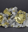 Chalcopyrite, Sphalerite, Galena, Quartz