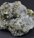 Chalcopyrite, Quartz, Galena, Sphalerite