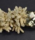 Pyrite, Quartz, Siderite