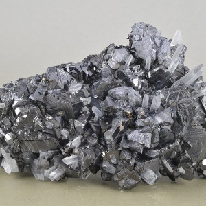 Twinned and truncated Sphalerite, Galena, Quartz