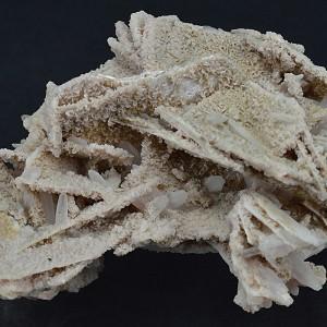 Calcite, Siderite, Quartz