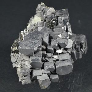 Skeletal Galena, gem Sphalerite var.Cleiophane