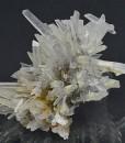 Two generations Quartz, Calcite