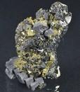 Galena, Sphalerite, Pyrite, Chalcopyrite