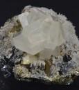 Baryte, Galena, Pyrite, Sphalerite, Quartz, Calcite