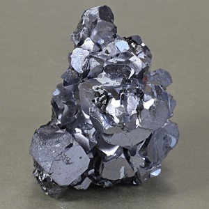Twinned Galena with Sphalerite inclusions