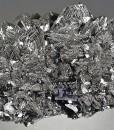 Sphalerite tetrahedrons, Galena, Quartz