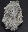 Chalcopyrite, Sphalerite set on Calcite, floater