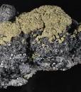 Sphalerite, Pyrite, Galena, Quartz, Chalcopyrite
