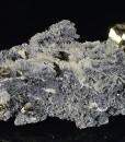 Pyrite, Galena, Quartz, Calcite
