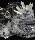 Sphalerite, Quartz, Galena, Calcite