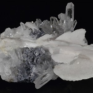 Galena, Calcite, Quartz
