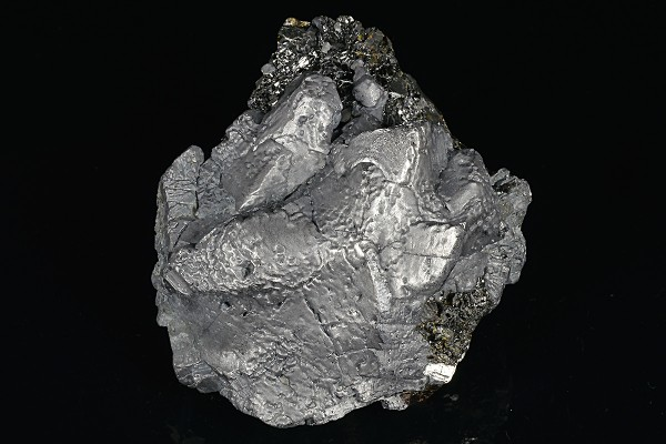 Melted habit Galena, Sphalerite