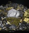 Chalcopyrite, gem Sphalerite var.Cleiophane, Galena