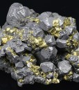 Galena, Chalcopyrite, Pyrite, Sphalerite, Quartz