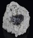 gem Sphalerite var.Cleiophane, Quartz, Galena, Pyrite