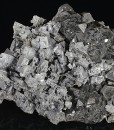 Skeletal Galena,gem Sphalerite var.Cleiophane