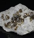 Cleiophane, Quartz, Galena, Pyrite