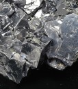 Truncated Galena, Quartz, Sphalerite