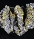 Spinel Law Twin Galena, Chalcopyrite, Pyrite, Calcite