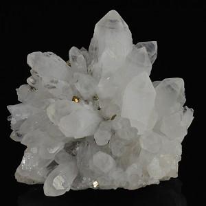 Quartz with Pyrite inclusions