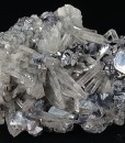 Truncated Galena, Quartz