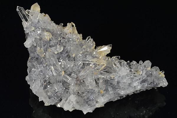 Quartz with Calcite
