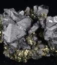 Galena, Pyrite, Sphalerite