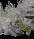 Quartz, Chalcopyrite