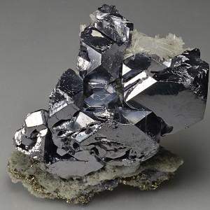 Galena, Quartz, Pyrite