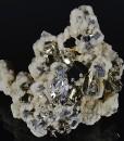 Pyrite, Galena, Calcite
