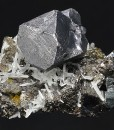 Truncated Galena, Sphalerite, Quartz