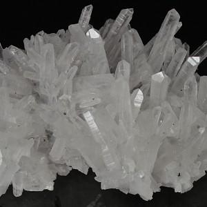 Quartz with Chalcopyrite inclusions