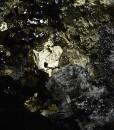 Chalcopyrite, Sphalerite, Galena, Quartz, Calcite
