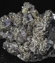 Galena, Pyrite, Sphalerite, Quartz
