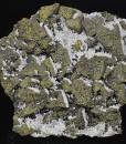 Chalcopyrite, Galena, Sphalerite, Quartz