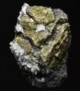 Chalcopyrite, Galena, Pyrite, Quartz