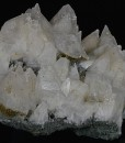 Scalenohedral Calcite, Quartz, Baryte - floater