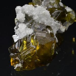 Cleiophane, Quartz