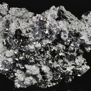 Sphalerite, Japan Law Twin Quartz, Spinel Law Twin Galena