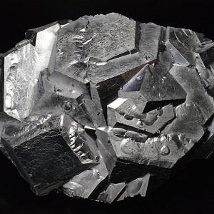 Galena with Sphalerite inclusions