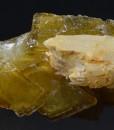 Quartz on Baryte