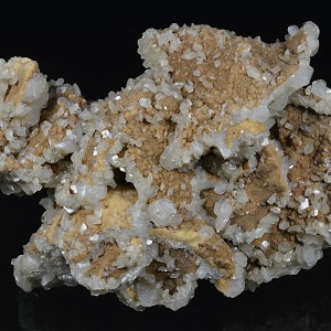 hollow Dolomite epimorph after Calcite