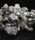 Galena, gem Sphalerite var.Cleiophane, Quartz, Chalcopyrite