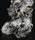 Pyrite, Sphalerite, Galena, Quartz