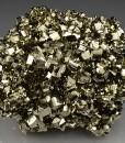 Pyrite with Quartz inclusions