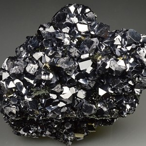 Twinned and truncated Galena, Sphalerite, Quartz, Pyrite