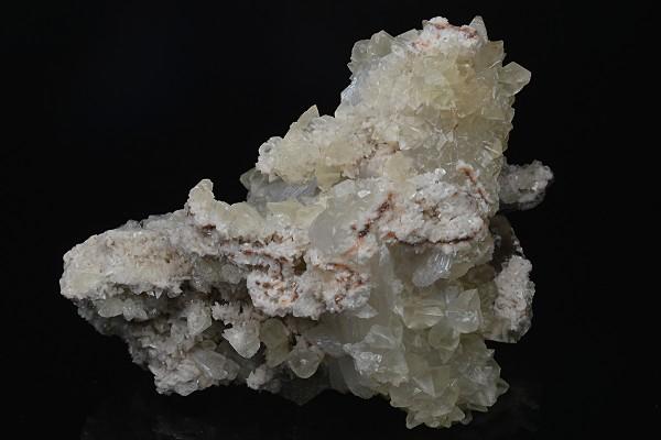 Apophyllite, Chalcedony, Stilbite