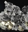 Galena, Sphalerite, Pyrite, Chalcopyrite, Quartz